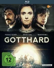 Gotthard (Blu-ray), Blu-ray Disc