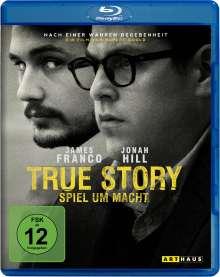 True Story - Spiel um Macht (Blu-ray), Blu-ray Disc