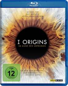 I Origins (Blu-ray), Blu-ray Disc