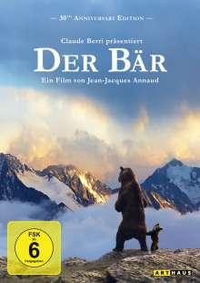 Der Bär, DVD