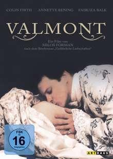 Valmont, DVD