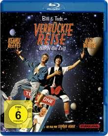 Bill & Teds verrückte Reise durch die Zeit (Blu-ray), Blu-ray Disc