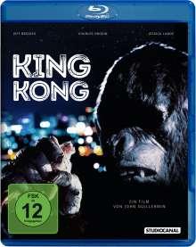 King Kong (1976) (Blu-ray), Blu-ray Disc