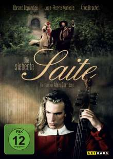 Die siebente Saite, DVD