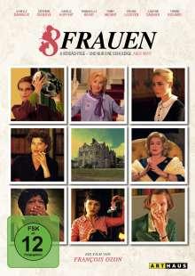 8 Frauen, DVD