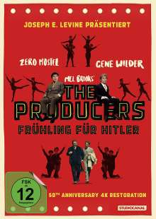 The Producers - Frühling für Hitler (50th Anniversary Edition), DVD