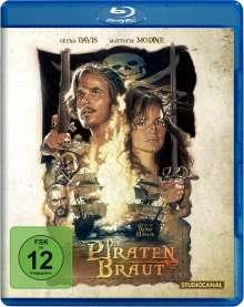 Die Piratenbraut (Blu-ray), Blu-ray Disc