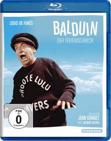 Balduin, der Ferienschreck (Blu-ray), Blu-ray Disc