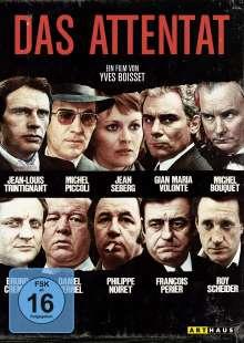 Das Attentat, DVD