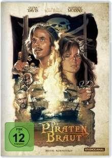 Die Piratenbraut (1995), DVD