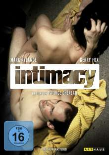 Intimacy, DVD