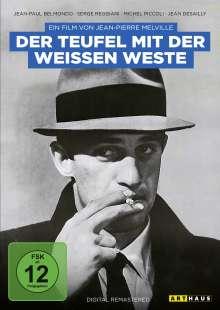 Der Teufel mit der weißen Weste, DVD