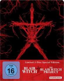 Blair Witch / Blair Witch Project (Blu-ray im Steelbook)