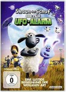 Shaun das Schaf - Der Film 2: Ufo-Alarm, DVD