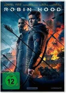 Robin Hood (2018), DVD
