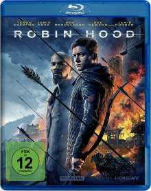 Robin Hood (2018) (Blu-ray), Blu-ray Disc