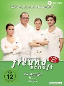In aller Freundschaft Staffel 18 Box 2, 5 DVDs
