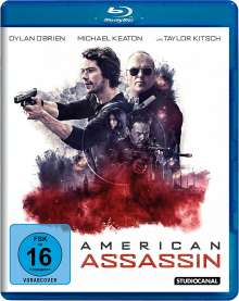 American Assassin (Blu-ray), Blu-ray Disc