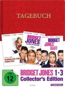 Bridget Jones 1-3 (Limited Collector's Edition im Mediabook), 3 DVDs