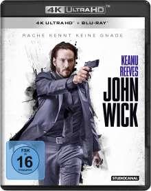 John Wick (Ultra HD Blu-ray & Blu-ray), 2 Ultra HD Blu-rays