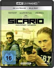 Sicario (Ultra HD Blu-ray & Blu-ray), 2 Ultra HD Blu-rays