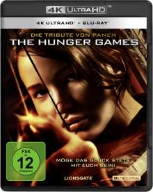 Die Tribute von Panem - The Hunger Games (Ultra HD Blu-ray & Blu-ray), Ultra HD Blu-ray