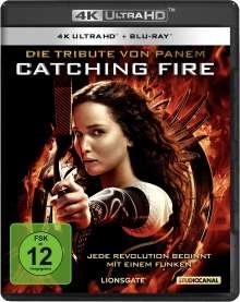 Die Tribute von Panem - Catching Fire (Ultra HD Blu-ray & Blu-ray), 1 Ultra HD Blu-ray und 1 Blu-ray Disc