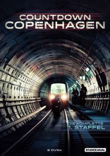 Countdown Copenhagen Staffel 1, 3 DVDs