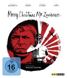 Merry Christmas Mr. Lawrence (Blu-ray), Blu-ray Disc