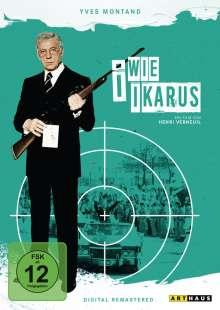 I wie Ikarus, DVD