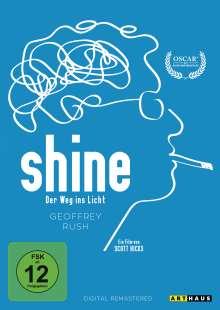 Shine - Der Weg ins Licht, DVD
