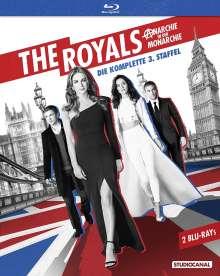 The Royals Staffel 3 (Blu-ray), 2 Blu-ray Discs