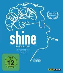 Shine - Der Weg ins Licht (Blu-ray), Blu-ray Disc