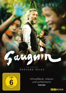 Gauguin, DVD