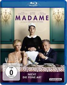 Madame (Blu-ray), Blu-ray Disc