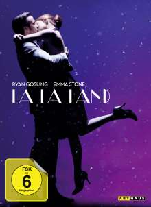 La La Land (Soundtrack Edition im Mediabook) (DVD & CD), DVD