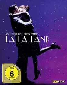 La La Land (Soundtrack Edition im Mediabook) (Blu-ray & Soundtrack-CD), Blu-ray Disc
