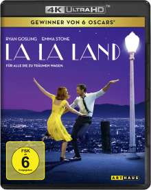 La La Land (Ultra HD Blu-ray & Blu-ray), 2 Ultra HD Blu-rays