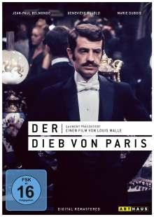 Der Dieb von Paris, DVD