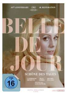 Belle de Jour (50th Anniversary Edition), 2 DVDs