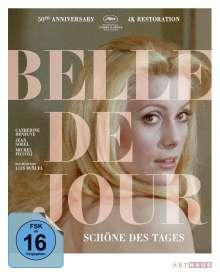 Belle de Jour (50th Anniversary Edition) (Blu-ray), Blu-ray Disc