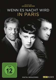 Wenn es Nacht wird in Paris, DVD