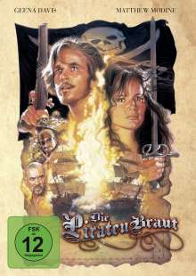 Die Piratenbraut, DVD
