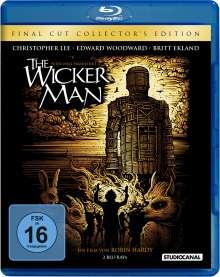 The Wicker Man (OmU) (1973) (Blu-ray), 2 Blu-ray Discs