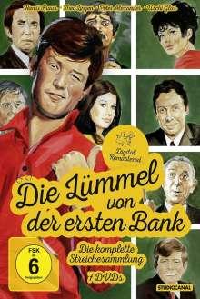 Die Lümmel von der ersten Bank (Komplette Streichesammlung), 7 DVDs