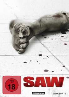 Saw (Director's Cut) (White Edition), DVD