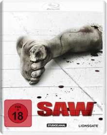Saw (Director's Cut) (White Edition) (Blu-ray), Blu-ray Disc