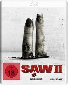 Saw II (White Edition) (Blu-ray), Blu-ray Disc