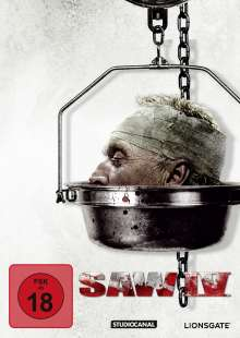 Saw IV (White Edition), DVD