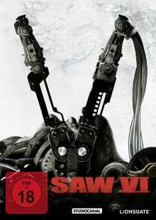 Saw VI (White Edition), DVD